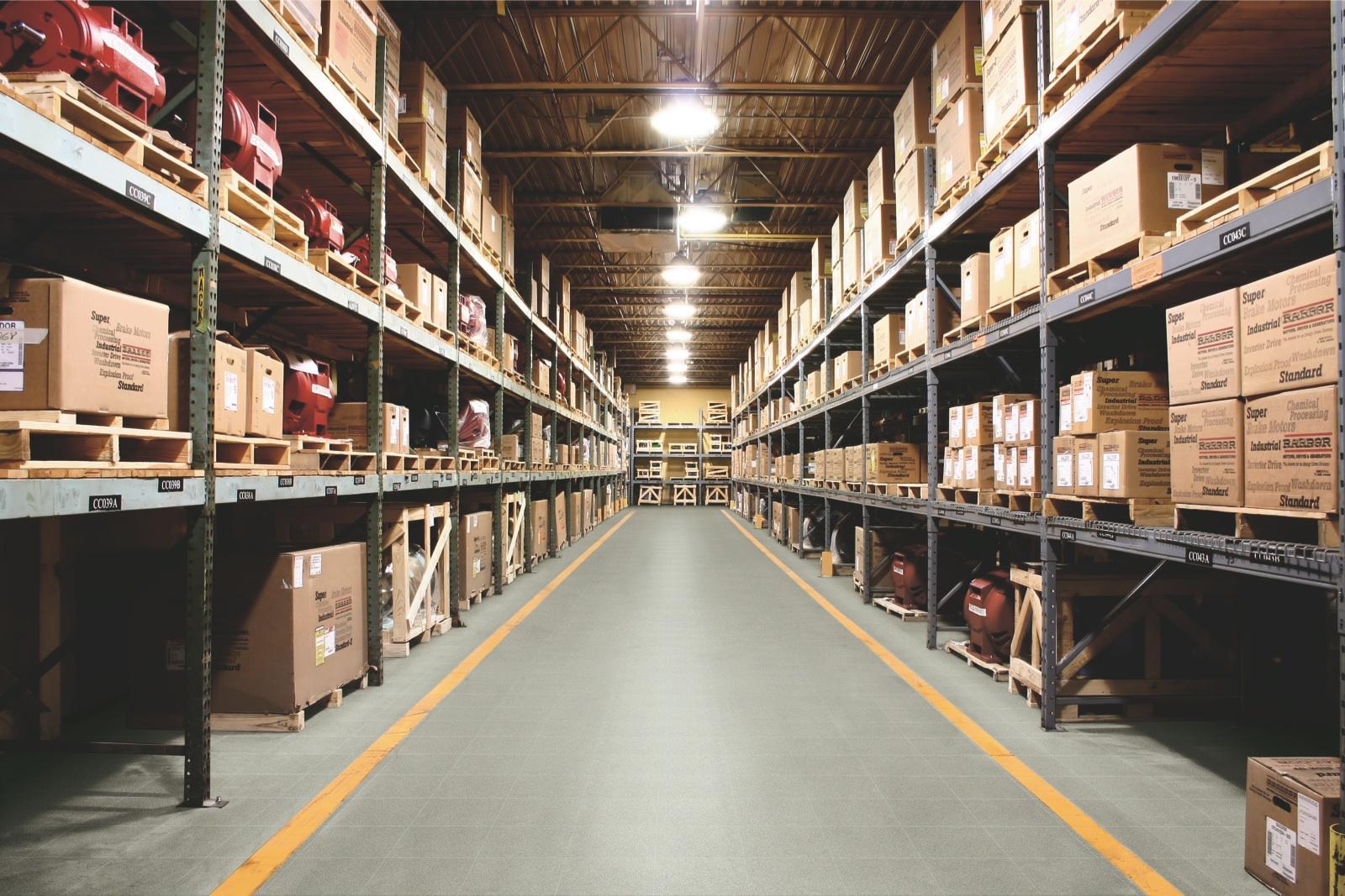 Керамогранит Omnia Cardoso на промышленном складе